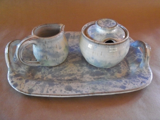 Bluemoon Tea/Coffee Tray